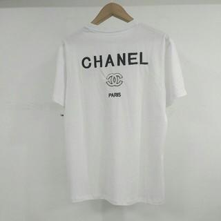 CHANEL - 2019新品 シャネルCHANEL 男女兼用 半袖Tシャツ