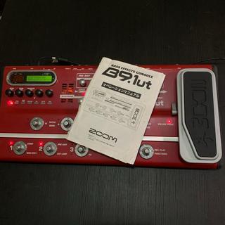 ズーム(Zoom)のZOOM B9.1ut ベースマルチエフェクター 通電確認済(ベースエフェクター)