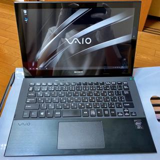 SONY - Sony VAIO Pro11 軽量・薄型・タッチパネル搭載