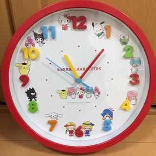 サンリオ - 掛け時計 サンリオ