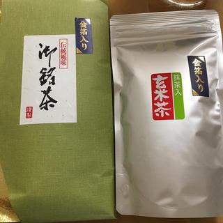 金箔入抹茶入玄米茶 60g 1袋(茶)