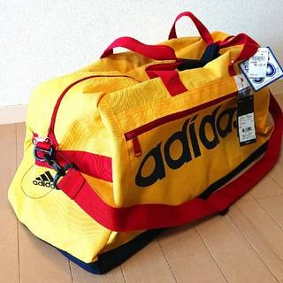 アディダス(adidas)の新品☆ アディダス ボストンバッグ スポーツバッグ(ボストンバッグ)