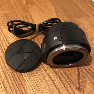 SONY - SONY ILCE-QX1 レンズスタイルカメラ本体とレンズ3点