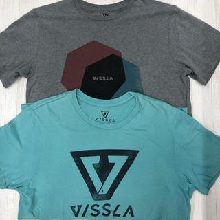 ハーレー(Hurley)のVISSLA Tシャツ 2枚セット(Tシャツ/カットソー(半袖/袖なし))