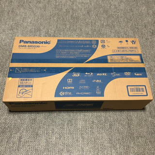 Panasonic - #新品未開封 パナソニック ブルーレイ レコーダー DMR-BRS530 納品書
