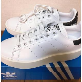 adidas - 【新品未使用】adidas スタンスミス 厚底 ba7771 22.5㎝