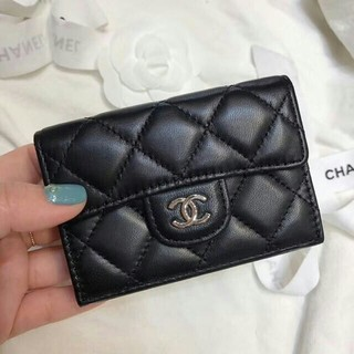 CHANEL - CHANEL 三つ折り財布 ウォレット 新品。
