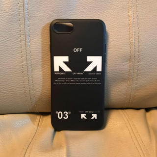 オフホワイト(OFF-WHITE)のoff-white iPhoneXケース(iPhoneケース)
