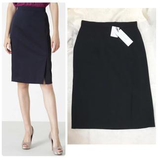 Pinky&Dianne - 新品 スリット入りタイトスカート 40黒