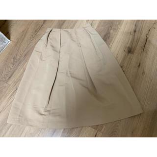 ジーユー(GU)のGU 膝丈スカート(ひざ丈スカート)