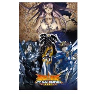 聖闘士星矢 1000ピース パズル(アニメ/ゲーム)