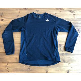 アディダス(adidas)のadidas ロングTシャツ S(Tシャツ/カットソー(七分/長袖))