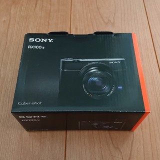 SONY - 新品未使用 DSC-RX100M5A