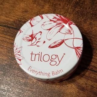 トリロジー(trilogy)のトリロジー trilogy  エブリシングバーム 18ml(フェイスオイル/バーム)