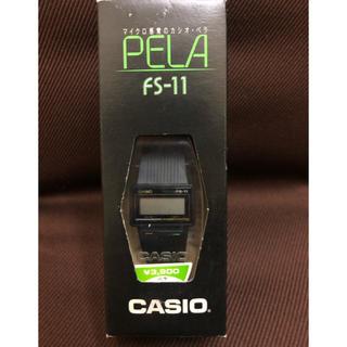カシオ(CASIO)のカシオ ペラ(腕時計(デジタル))