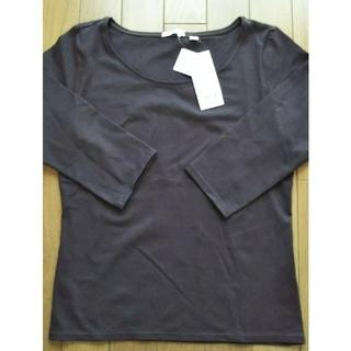 ユニクロ(UNIQLO)の【ユニクロ】UVカットストレッチテンジクラウンドネックTシャツ(その他)