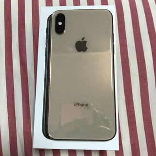 iPhone - Iphone XS 64Gb Gold Docomo 解除可能