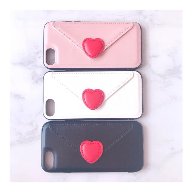 iphone6 ケース 最高 / *即購入優先* ラブレターiPhoneケース【XR_ブラック】の通販 by *コメ必* peekaboo♡|ラクマ