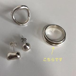 ビューティアンドユースユナイテッドアローズ(BEAUTY&YOUTH UNITED ARROWS)のvebet double ring(リング(指輪))