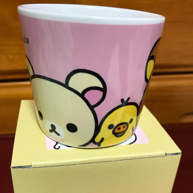サンエックス(サンエックス)のリラックマ マグカップ インテリア/住まい/日用品のキッチン/食器(グラス/カップ)の商品写真