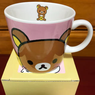 サンエックス(サンエックス)のリラックマ マグカップ(グラス/カップ)