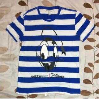 アディダス(adidas)のメンズ Tシャツ(Tシャツ/カットソー(半袖/袖なし))