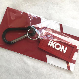 【 iKON 】iKON CONTINUE キーリング YG公式グッズ