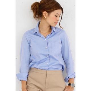 ドゥーズィエムクラス(DEUXIEME CLASSE)のDeuxieme Classe ワイヤー入りシャツ(シャツ/ブラウス(長袖/七分))