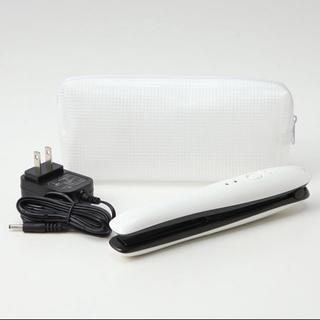 ムジルシリョウヒン(MUJI (無印良品))のヘアアイロン コテ 充電式 無印(ヘアアイロン)