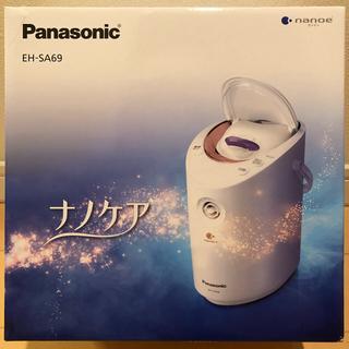 Panasonic - パナソニック EH-SA69-P スチーマーナノケア