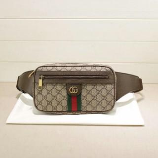 Gucci - GUCCI 男女通用ウエストポーチ