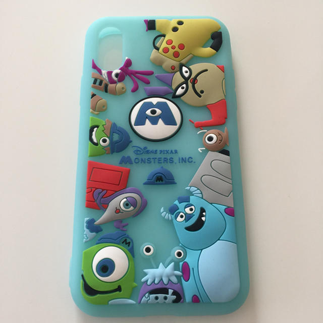c6902f8e99 Disney - モンスターズインク iPhone XR iPhoneケース サリーの通販 by mm☺︎︎'s shop