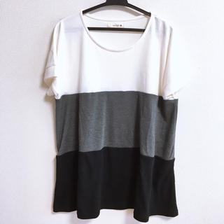 エニィファム(anyFAM)のトップス(Tシャツ(半袖/袖なし))