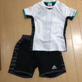 アディダス(adidas)のadidas アディダス サッカーウェア 150(ウェア)