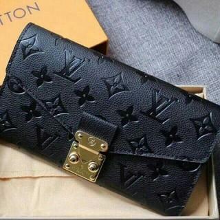 LOUIS VUITTON - LOUIS VUITTON「ルイヴィトン財布」人気商品 美品財布