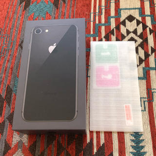 iPhone - 【値下げ!在庫限り】iPhone 8 Space Gray 64 GB