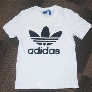 アディダス(adidas)のadidas originals Tシャツ  白 メンズS(Tシャツ/カットソー(半袖/袖なし))