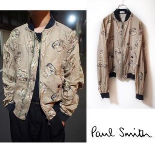 ポールスミス(Paul Smith)の【Paul Smith】Bag pattern-jacket(ブルゾン)