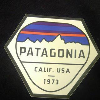 パタゴニア(patagonia)のパタゴニア ステッカー カリフォルニア(ステッカー)
