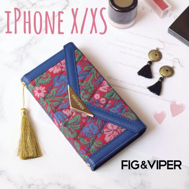 アンテプリマ 携帯 ケース iphone8 - FIG&VIPER - 【ラス1!】FIG&VIPER アイフォンX/XS専用ケースの通販 by esco's shop|フィグアンドヴァイパーならラクマ