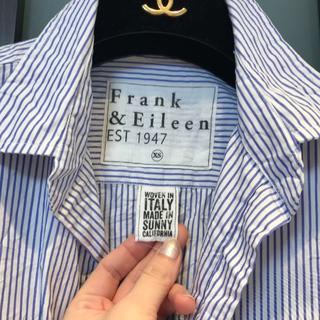Ron Herman - 美品♡Frank & Eileenコットンシャツ