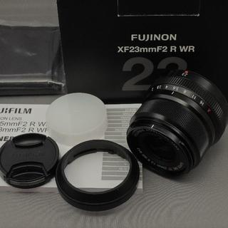 富士フイルム - フジフイルムXF23mmF2R WR