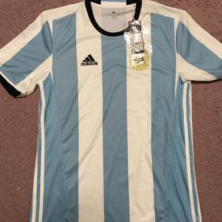 アディダス(adidas)の【新品】アルゼンチン代表 2016 ホームユニフォーム(ウェア)