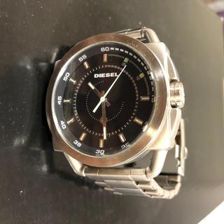 ディーゼル(DIESEL)のディーゼル 腕時計(ジャンク品)(腕時計(アナログ))