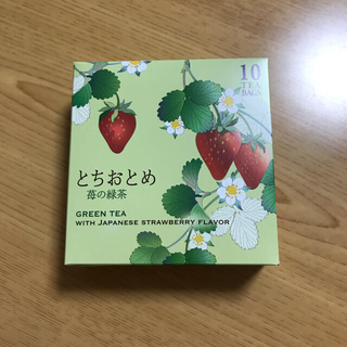 ルピシア(LUPICIA)のルピシア とちおとめ 苺の緑茶(茶)