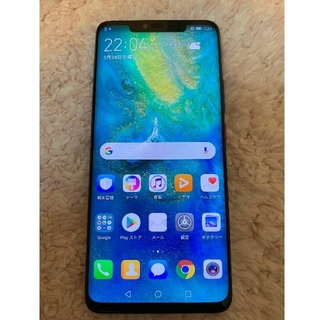 ANDROID - HUAWEI Mate20 Pro トワイライト SIMフリー