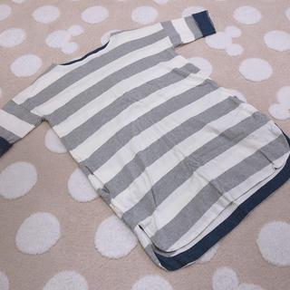 HONEYSUCKLE ROSE - HONEYSUCKLE ROSE☆ボーダーTシャツ(お値下げ不可)