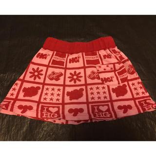 ヒステリックミニ(HYSTERIC MINI)の★ヒスミニ★スカート(90cm)【156】(スカート)