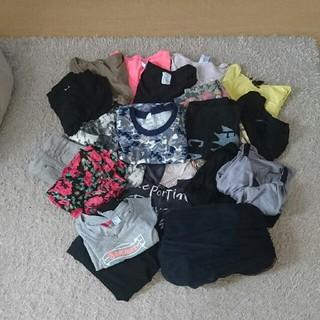 【18点まとめ売り】新品多数☆*°Tシャツ  ワンピース  スカート等(セット/コーデ)