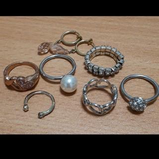 エイチアンドエム(H&M)のH&M 指輪 イヤリング(リング(指輪))